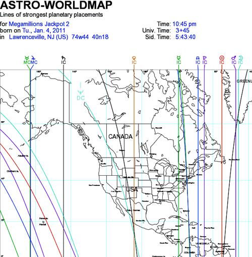 Jan 4 2011 Astro*Carto*Graphy Map