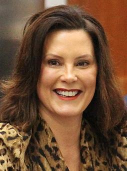 Gretchen Whitmer, Governor of Michigan